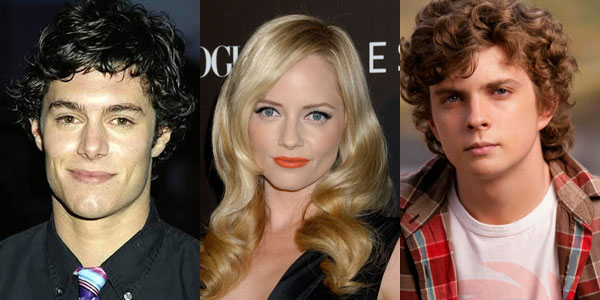 New Blood Cast for Scream 4 - Adam Brody, Marley Shelton, and Erik Knudsen Make the Cut!