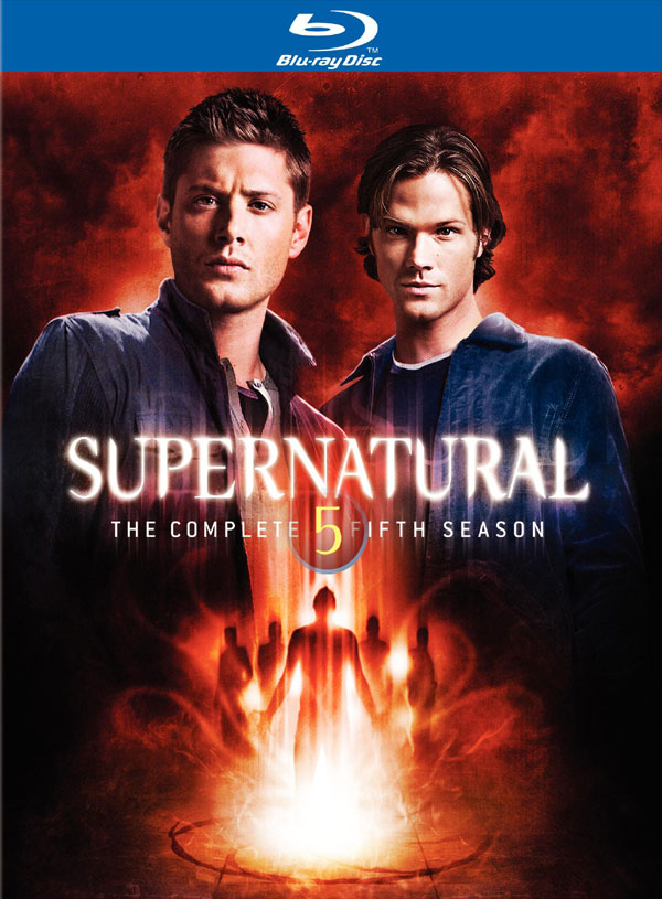 Early Look: Supernatural Season Five on Blu-ray and DVD