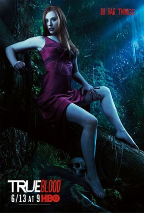 True Blood Season Three Character Posters