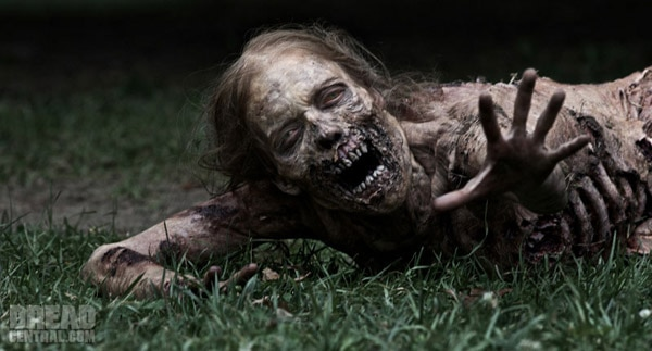 The Walking Dead: First Production Photo (click for larger image)