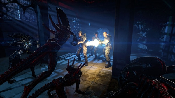 Aliens: Colonial Marines Spring into Action in 2012
