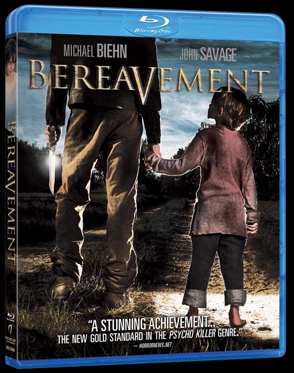 Win a Copy of Bereavement on Blu-ray and DVD!