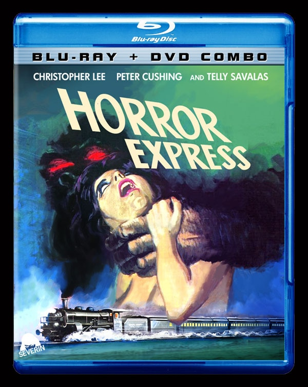 Blu-ray Art and Official Specs: Horror Express