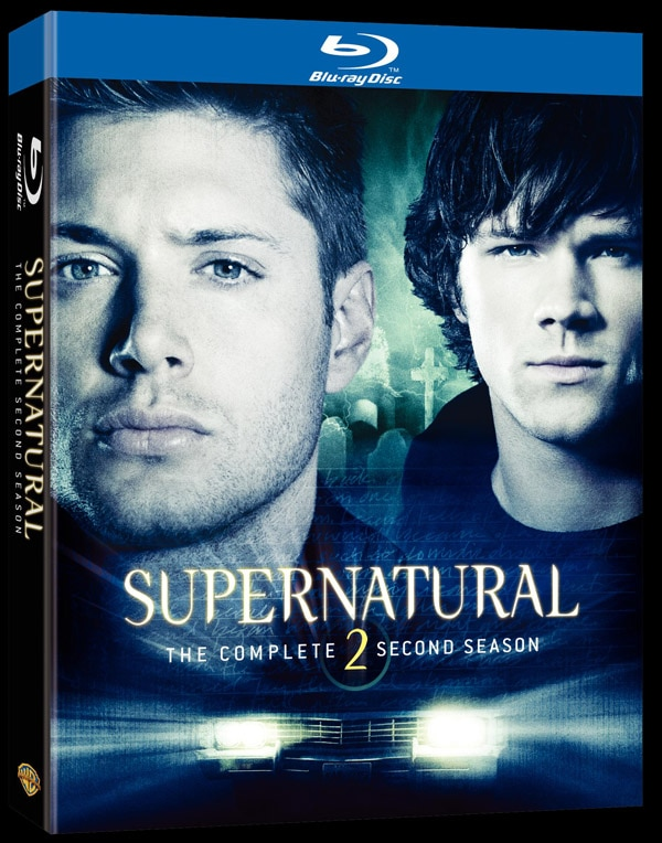 Exclusive Blu-ray Clip - Supernatural Season 2