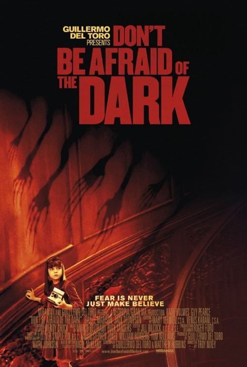 Don't Be Afraid of the Dark Comes Home Early Next Year