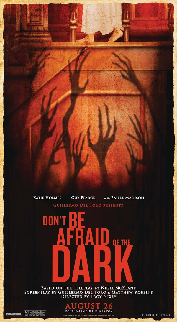 Don't Be Afraid of the Dark Gets New One-Sheet and More!