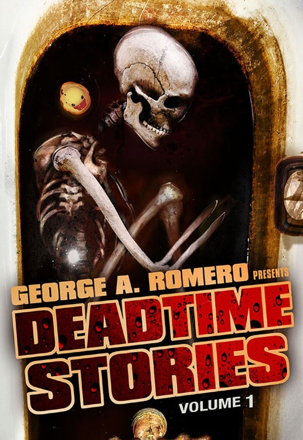 George A. Romero Presents Deadtime Stories Vol. 1 - Fan Art Contest!