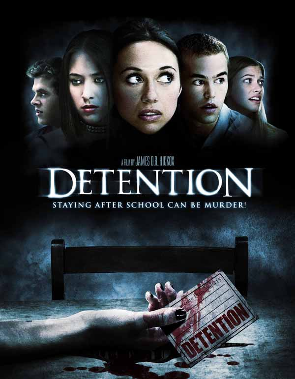 Get Sent to Detention on DVD