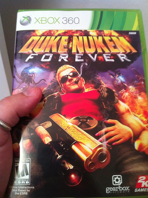Hell Freezes Over! Bigfoot Exists! Neil Patrick Harris Goes Straight! Duke Nukem Forever a Reality!
