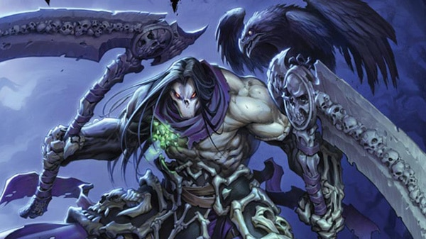 Death on a Rampage in First Darksiders II Footage