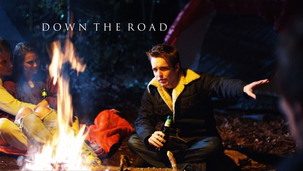 New Down the Road Stills Give Us a Taste of Backwoods Mayhem