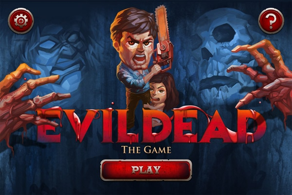 The Evil Dead Invade Your iPhone and iPad ... Again!
