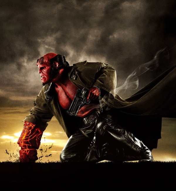 Ron Perlman and Guillermo del Toro Hot for Hellboy 3
