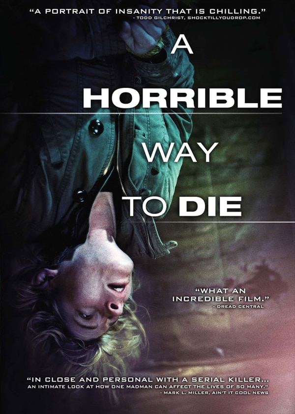 Early Artwork for A Horrible Way to Die