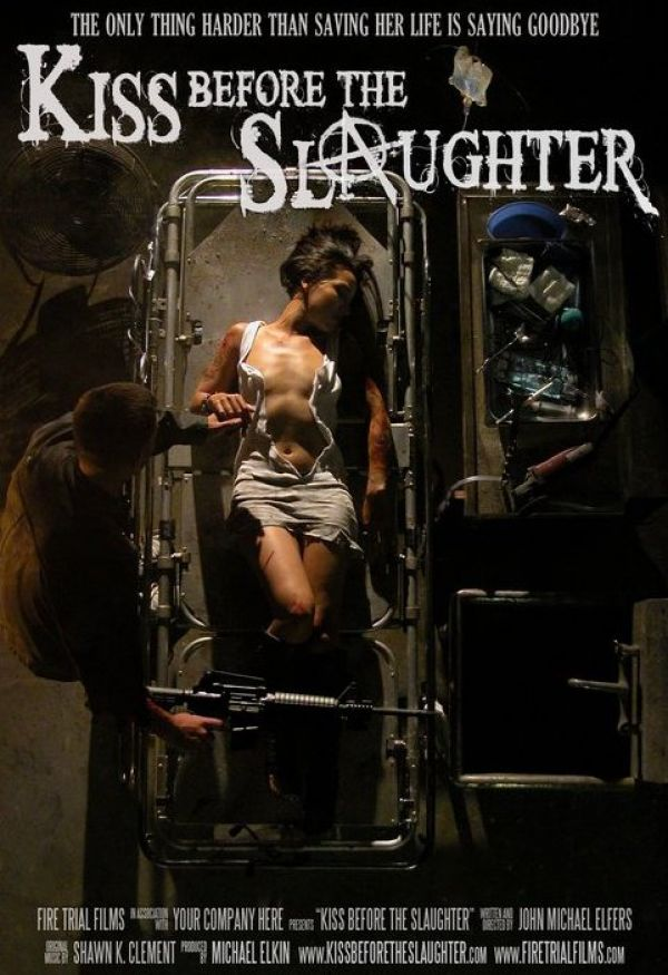 Trailer Debut: Kiss Before the Slaughter