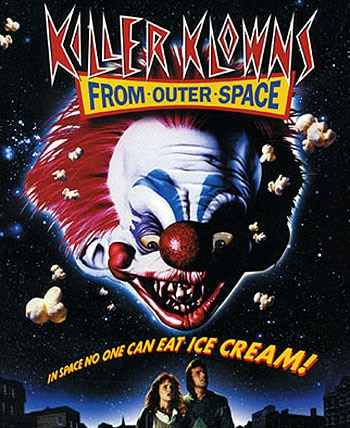 Ready fro Another Visitation From The Killer Klowns From Outer Space?