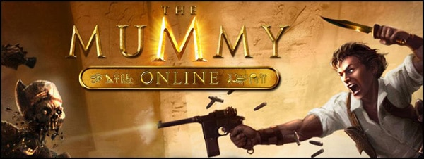 Get Wrapped Up in The Mummy Online