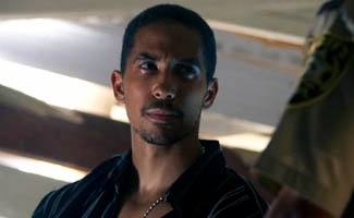 The Walking Dead's Neil Brown, Jr. (Guillermo)