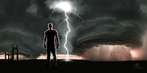 David Twohy Talks Third Riddick Film