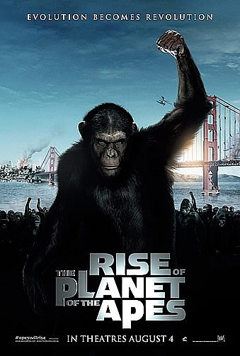 New Rise of the Planet of the Apes Viral Video: Monkey See Monkey Shoot!