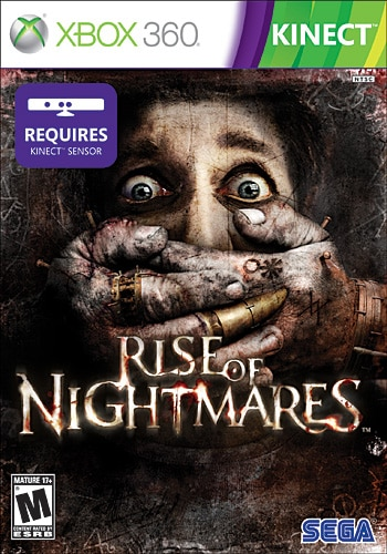 Sega's Rise of Nightmares