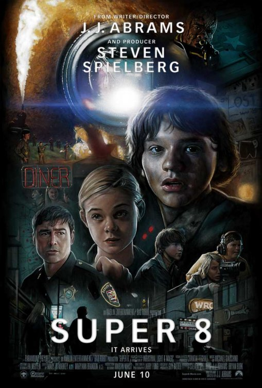 Super 8 Soundbites: Kyle Chandler and New One-Sheet