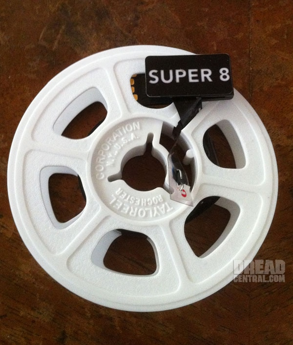 Mysterious Super 8 Reel Shows Up at Dread Central