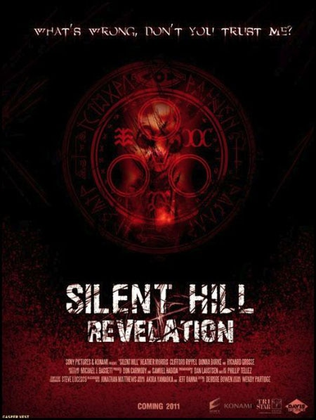 Carrie-Anne Moss Talks Silent Hill: Revelation