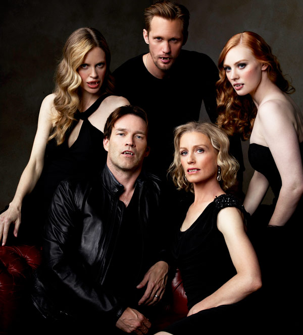 New True Blood Promo Poster Reminds Us that Vamps Rule!