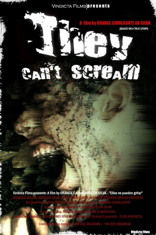Teaser Trailer Drops for They Can't Scream