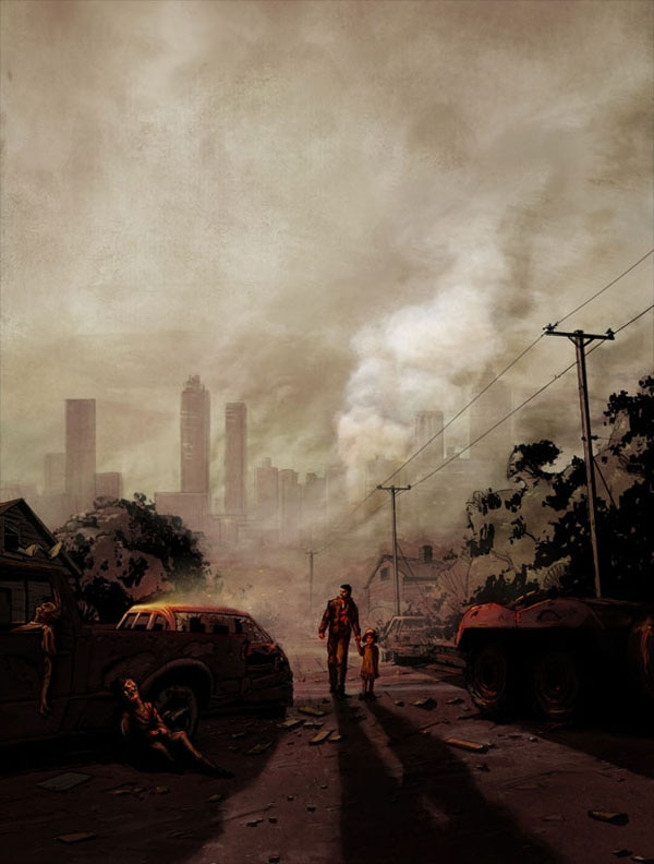 E3 2011: First Concept Art - Telltale Games' The Walking Dead