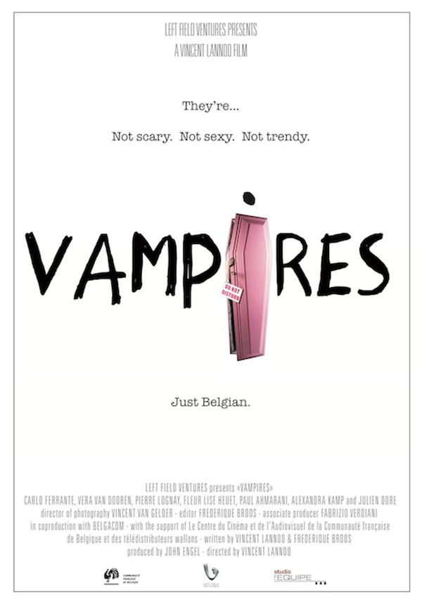 Exclusive Clip form Vampires Fulfills the Blood-Suckers Desires