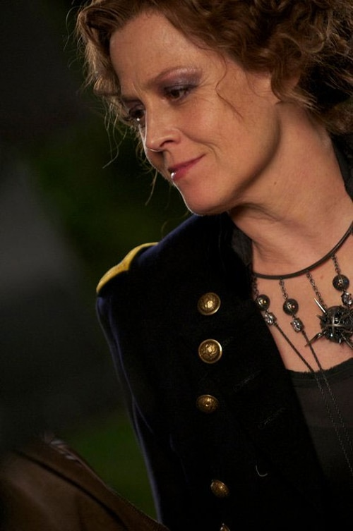 First Images from Vamps Show off Sigourney