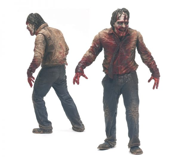Great Look at Series 1 of McFarlane's Walking Dead Figures