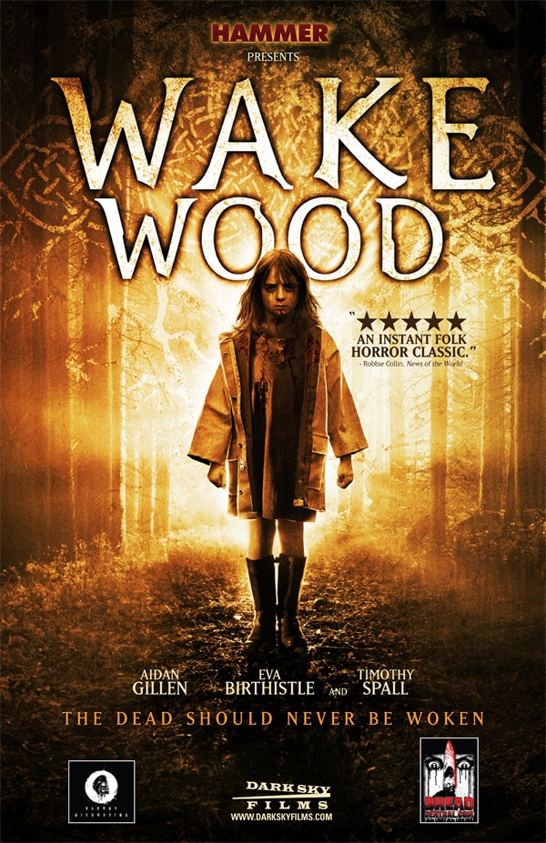 New Wake Wood Clip Gives Birth to Evil! L.A. Premiere Reminder!
