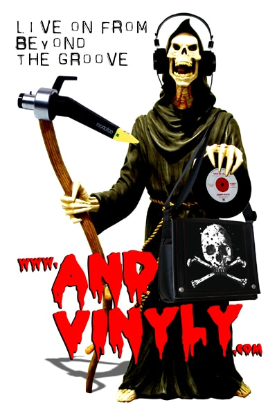 Rock on From Beyond the Grave! Turn Your Cremated Remains into Vinyl Records!