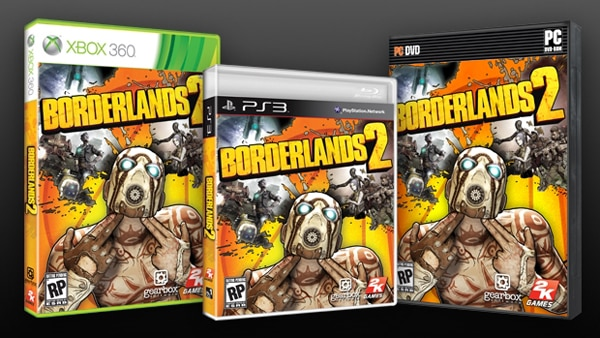 Award-winning Composers Score Borderlands 2 Soundtrack