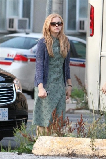 First Look at Chloe Moretz as Carrie