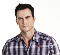 Actor/Singer/Songwriter Cheyenne Jackson Set to Guest Star on Mockingbird Lane