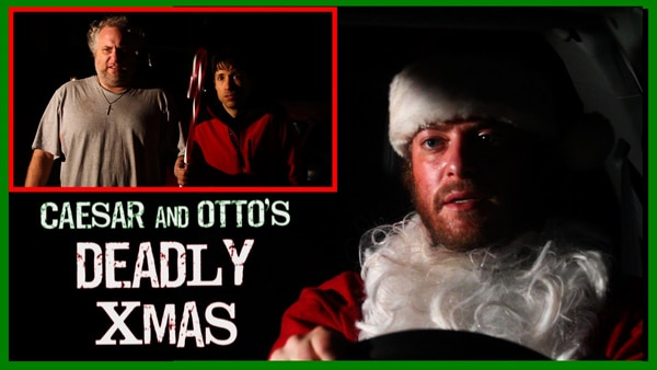 Dig Some Stills From the Upcoming Film Caesar and Otto's Deadly Xmas