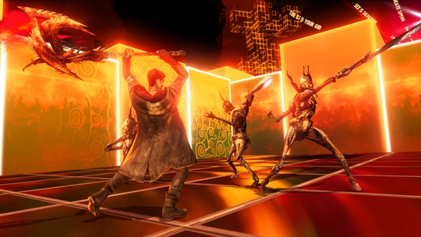 E3 2012: Dante Battles With His Identity in DmC Trailer