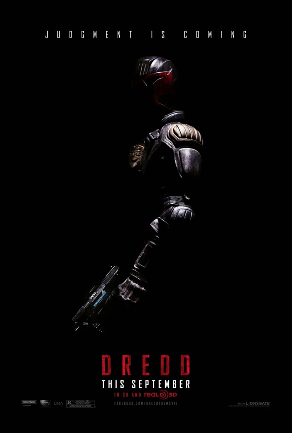 Dig on the First Clip From Dredd