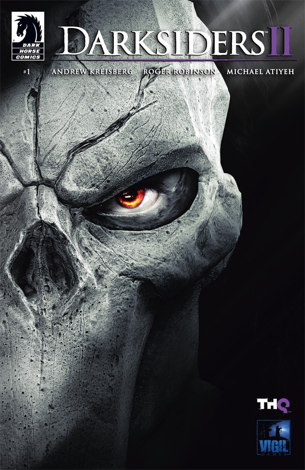 E3 2012: Darksiders II Getting Its Own Digital Comic Series