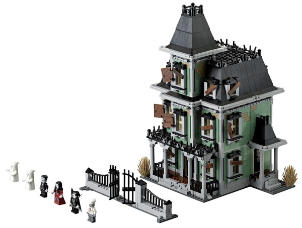 Lego Gets Haunted This Fall