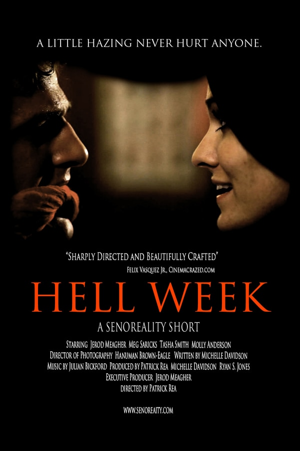 Dread Central Presents: Patrick Rea's Hell Week
