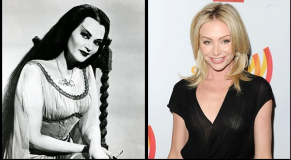 Mockingbird Lane - Portia De Rossi the New Lily Munster