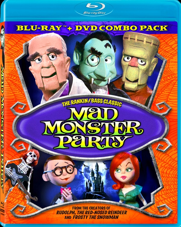 Lionsgate Throwing a Mad Monster Party on Blu-ray
