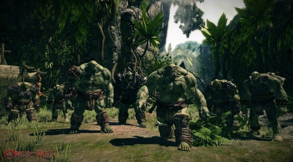 New Screenshots for Of Orcs and Men