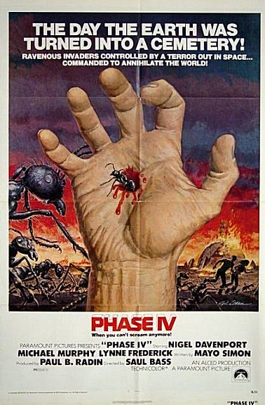 New Ending for 1974's Phase IV Uncovered!
