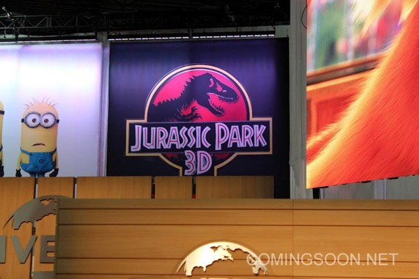 Early Promo Art for R.I.P.D., Jurassic Park 3D, Pacific Rim and RoboCop